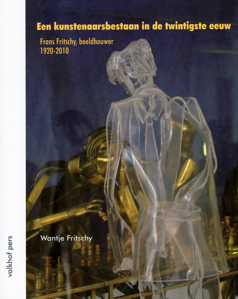 2012 Een kunstenaarsbestaan in de 20e eeuw-Frans Fritschy door Wantje Fritschy1800pix