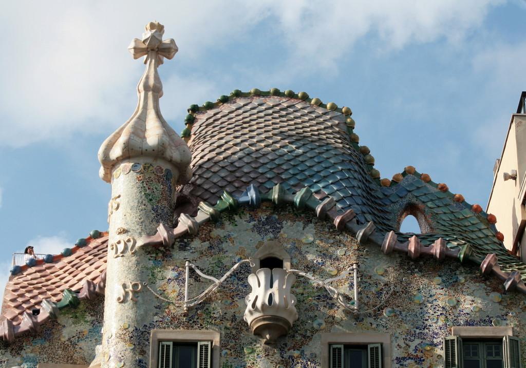 BCN Gaudi Casa Batlló 004 9902-e-A4_1500pix Foto Henk Butink
