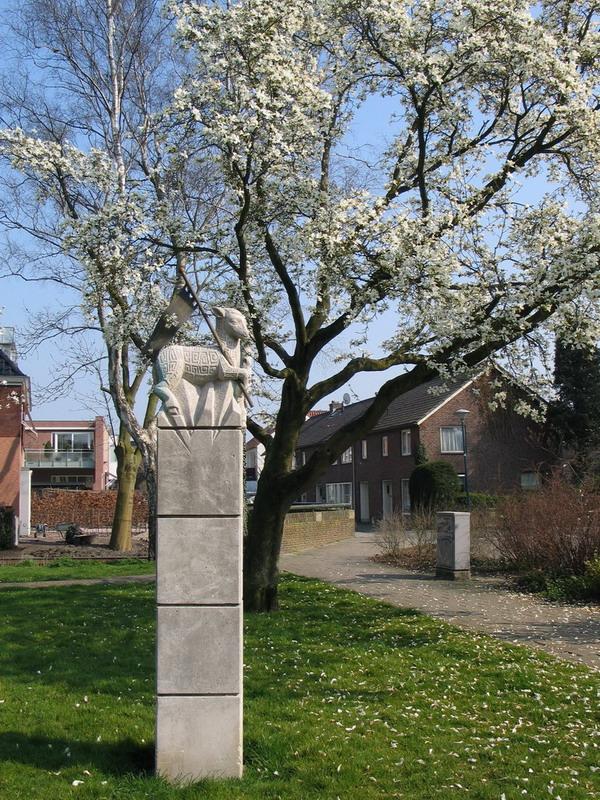 Lam Gods-Frans Fritschy-in lentepracht