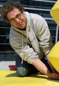 Olaf Mooij-portret foto HB