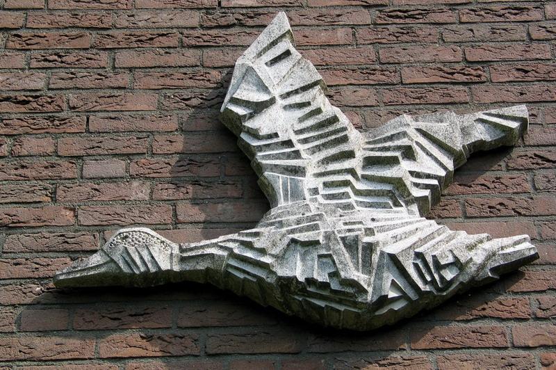 Trekvogels 2-Frans van der Veld-vliegende taling