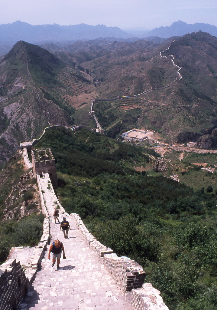 2002_05 China De Muur hoog standpunt v1-1800pix