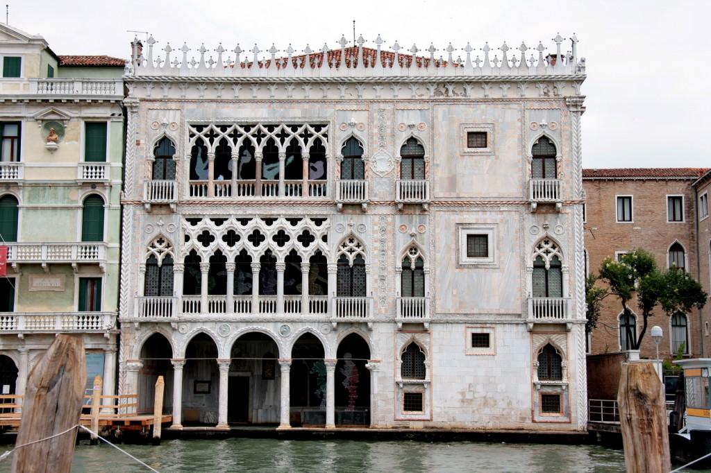 2011 Venetië Ca d'Oro 1424-1434 - foto© Henk Butink 10x15cm