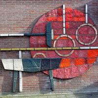 Keramische wanddecoratie 1-Herm Driessen-1-200x200
