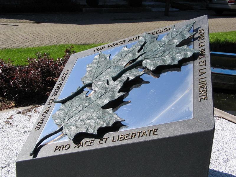 Mon v omgek Canadese Militairen-Edwin Merks 4-detail