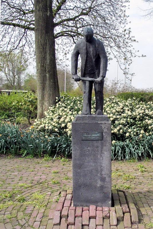 Turfsteker-Pieter de Monchy-vooraanzicht