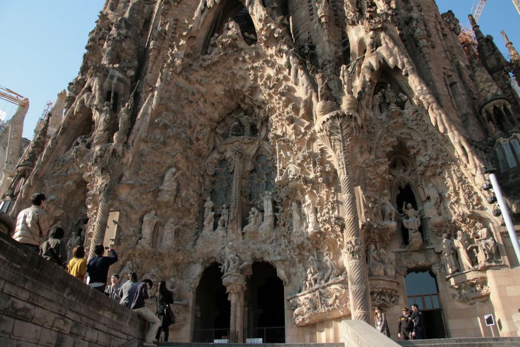 SF Geb gevel 002 00-2009-03-16 Sagrada Familia-105-1500pix